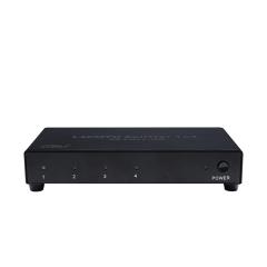 High Quality Black 4K*2K HD HDMI Splitter Switcher 1*4