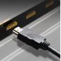 8K HDMI 2.1 Ultra-HD 48Gbs bandwidth HDR 4:4:4 4K 120Hz  8K 60Hz for Samsung LG SONY TCL 8KTV Screen Cable HDMI 2.1 Enhanced 2.0