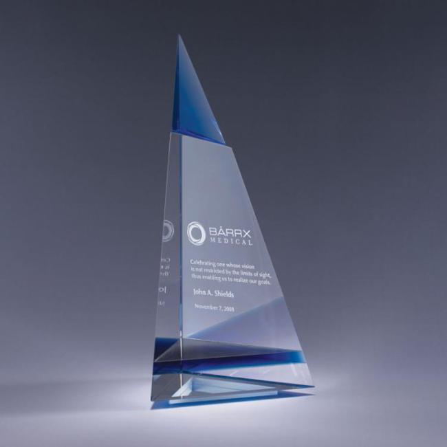 Wholesale China Trade 3D Crystal laser engraving custom  award  Crystal K9 crystal trophy