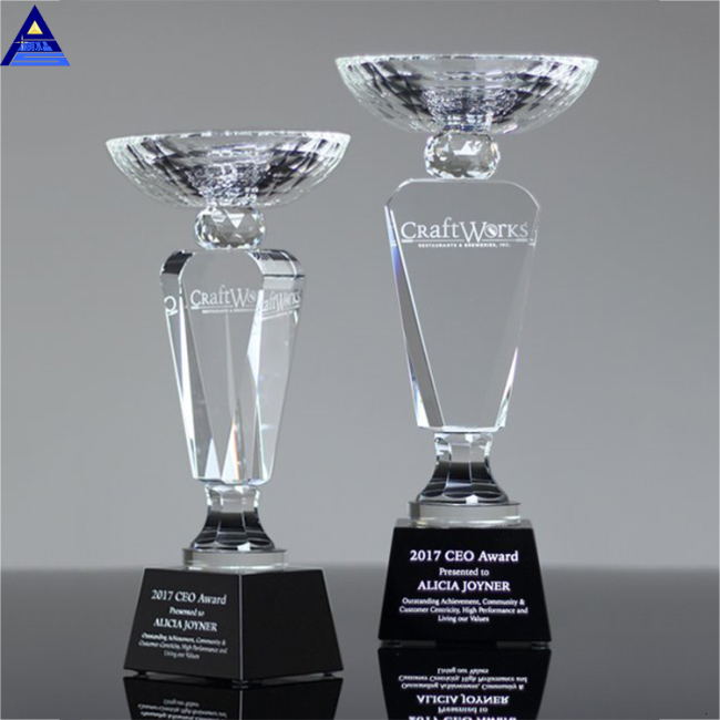 Promotional Wholesale Custom Large Trophy Cup Award
