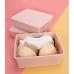 Household plastic storage box- drawer organizer with lid for underwear socks or kids toys storage