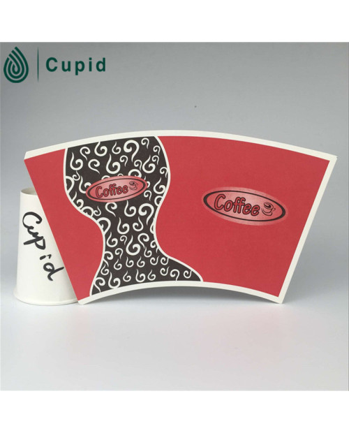 China Best Die-Cutting Coffee Cups Paper
