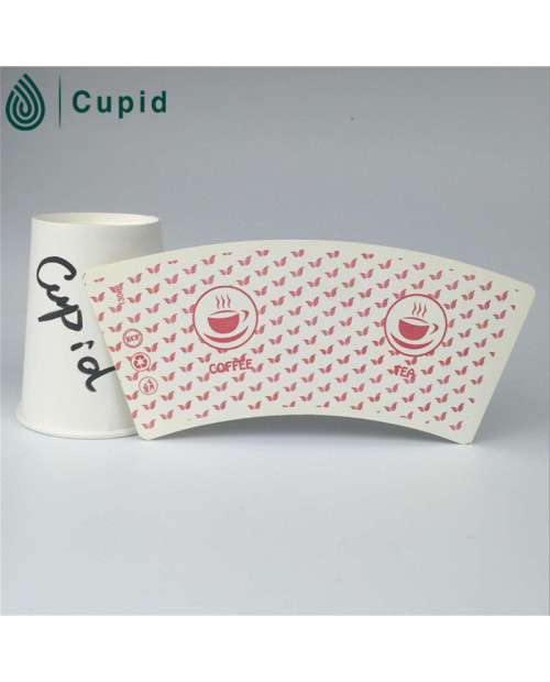 Good Reputation Disposable Manufacturing Of Paper Cup Fans