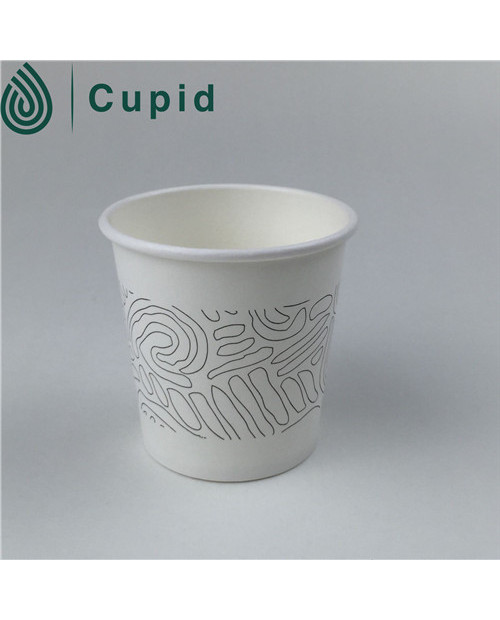 hot drink printed paper cup