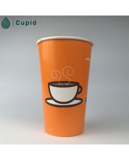 Hangzhou Tuoler pe coated paper cup