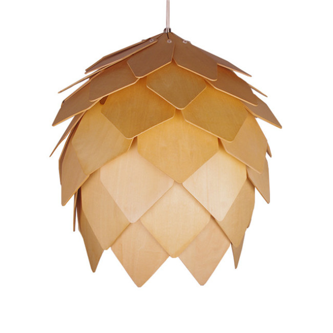 Deal Apple wood decorative light